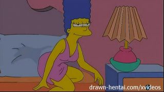 Lesbian Hentai – Lois Griffin and Marge Simpson