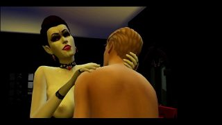 Sims 4 – Amelia's Lust (Vampire porn) Video in hd download, on my tumblr, on my page